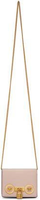 Versace Pink Mini Icon Shoulder Bag