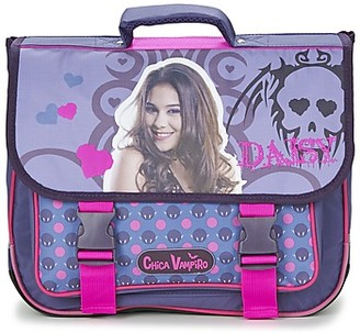 Dessins Animés Dessins Animes CHICA VAMPIRO CARTABLE 38CM girls's Briefcase in Purple