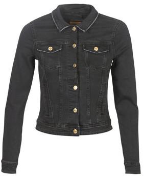 Only ONLTIA women's Denim jacket in Black
