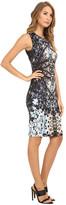 Hale Bob Vivid Dreams Branches Neoprene Dress
