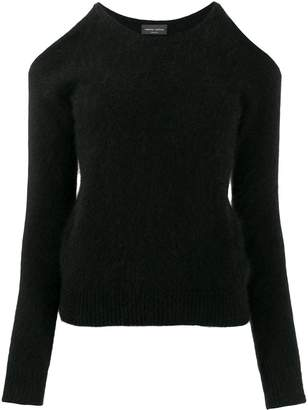 Roberto Collina cut-out sweater