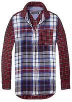 Tommy Hilfiger TH Kids Check Shirt