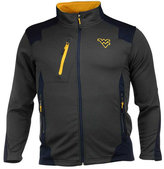 Colosseum Men's West Virginia Mountaineers Double Coverage Jacket