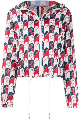 Rossignol Signature Rooster Print Jacket