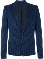 Haider Ackermann striped blazer - men - Silk/Cotton/Wool - 46