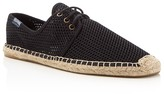 Soludos Derby Mesh Lace Up Espadrille Sneakers