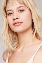 Urban Outfitters Hand-Beaded Hoop Earring