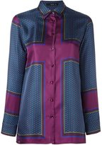 Etro printed shirt - women - Silk - 40