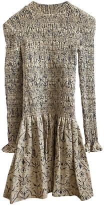 SIR the Label Beige Linen Dresses
