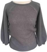 Gabriela Hearst Grey Cashmere Knitwear