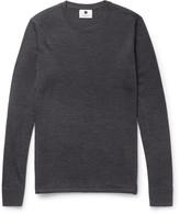Nn07 - New Anthony Slim-fit Mélange Wool Sweater