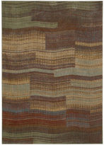 Nourison Gentle Waves Rectangular Rug