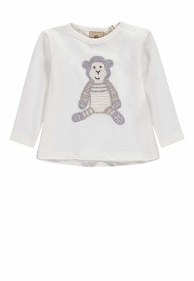 Bellybutton mother nature & me Baby Girls' T-Shirt 1/1 Arm