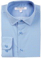 Isaac Mizrahi Geo Pattern Shirt (Toddler, Little Boys, & Big Boys)