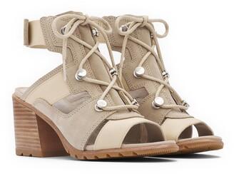 Sorel Nadia Lace-Up Sandal