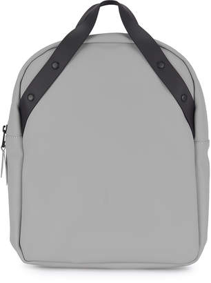 Rains Backpack Go Waterproof Matte Shell Backpack