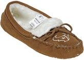 Unbranded Women's Houston Texans Moccasin Slippers