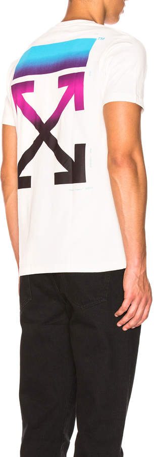 Off-White Off White Gradient Over Tee