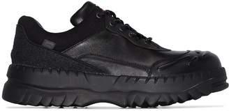 Camper Lab x Kiko Kostadinov panelled leather sneakers