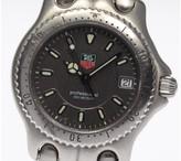Tag Heuer S/el WG1213-K0 Stainless Steel 34mm Mens Watch