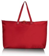 Tumi 'Just In Case' Nylon Travel Tote - Red
