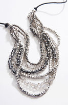 J. Jill Radiant Beads Cascading Necklace