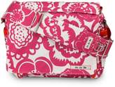 Ju-Ju-Be Ju Ju Be Be All Diaper Bag, Fuchsia Blossoms