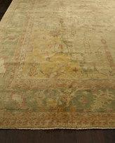 Horchow Empire Oushak Rug, 10' x 14'
