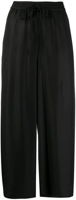 P.A.R.O.S.H. Drawstring Cropped Trousers