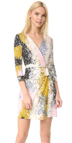 Diane von Furstenberg New Julian Two Mini Dress