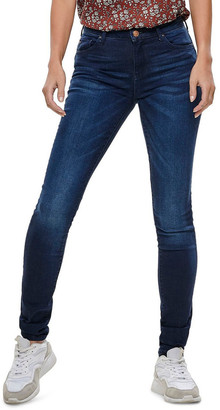 Only Iris Pushup Skinny Jeans