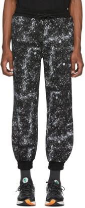 Clot Black Stars Allover Lounge Pants