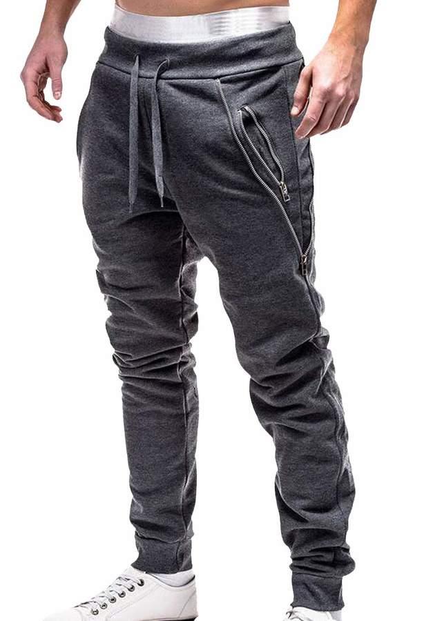 f01d39177fa4fd Mens Sweatpants With Pockets Gray - ShopStyle Canada