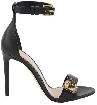 Alexander McQueen High-heeled sandals