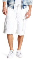 True Religion Cargo Cutoff Shorts