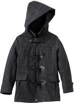 Urban Republic Baby Boy Hooded Wool-Blend Coat