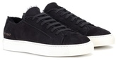 Common Projects Tournament suede sneakers