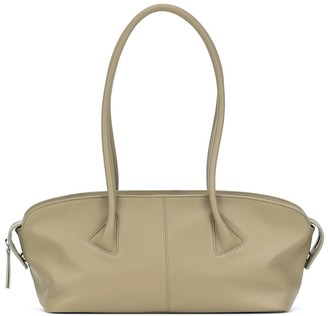 Low Classic Baguette leather bag
