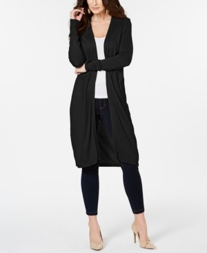 Thalia Sodi Open Duster Cardigan, Created for Macy's