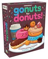 Gamewright® Go Nuts for Donuts!TM Board Game