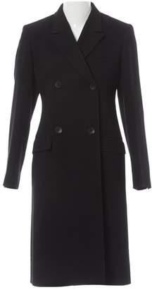 Nicole Farhi Black Wool Coats