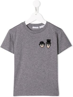 Dolce & Gabbana cartoon T-shirt