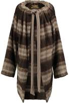 Vivienne Westwood Brushed Knitted Coat
