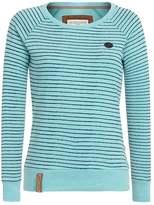 Naketano Sweatshirt heritage fresh blue melange
