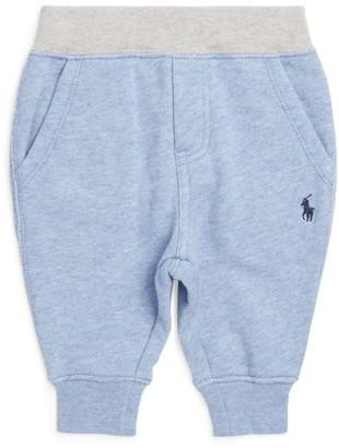 Ralph Lauren Kids Twill Sweatpants