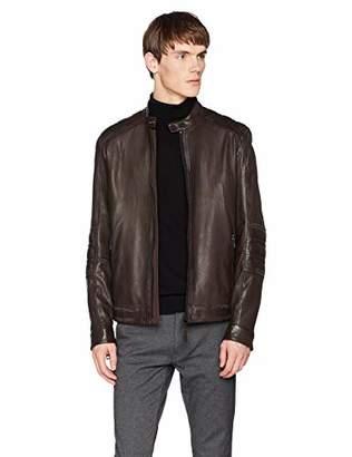 BOSS Men's Jagson Jacket, Black 001, (Size: 52)
