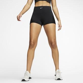 "Nike Womens 3"" Shorts Pro AeroAdapt"