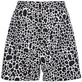Peter Jensen pleat front shorts