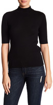 Acrobat Short Sleeve Mock Neck Sweater