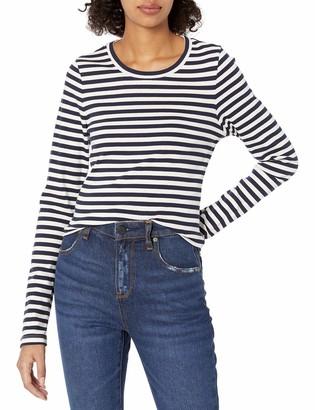 J.Crew Women's Slim Perfect T-Shirt in Stripe